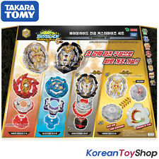 Beyblade Burst B-153 G Customize Set 4 Beys TAKARA TOMY Original Authentic 100%