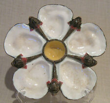 Antique Wedgwood Oyster Plate