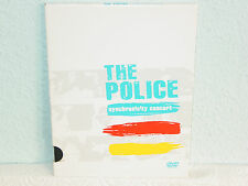 """****DVD-THE POLICE""""SYNCHRONICITY CONCERT-Limited Edit.""""-2005 Universal Music****"""