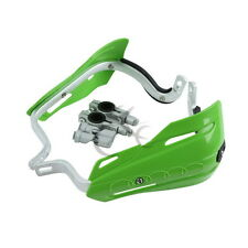 "Green 7/8"" Dirt Bike ATV Motorcross Motorcycle Brush Bar Hand Guards Handguard"