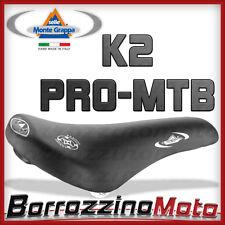 SELLA SELLINO CICLO BICI PRO MTB K2 MOUNTAIN BIKE MONTE GRAPPA NERA 285x160