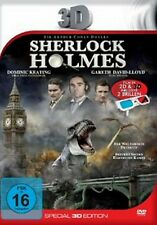 Sherlock Holmes in 3D + Brille ( Sci-Fi-Mystery ) mit Ben Syder, Gareth David-Ll