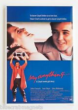 Say Anything FRIDGE MAGNET (2 x 3 inches) movie poster john cusack