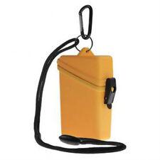 Witz Dry Box Keep it Safe Locker ID Scuba Diving Gear Bag NEW Yellow