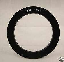 COKIN A SYSTEM 49MM FILTER ADAPTER RING (NEW)