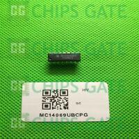 15PCS MC14069UBCPG Encapsulation:DIP,Hex Inverter