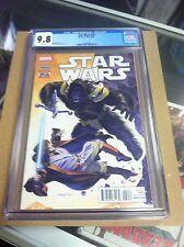 Star Wars #20 2015 series.First printing.Cgc 9.8.