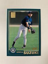 Ichiro Suzuki 2001 Topps RC
