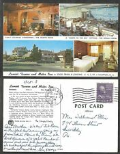 1961 Postcard - Hampton, New Hampshire - Lamie's Tavern and Motor Inn