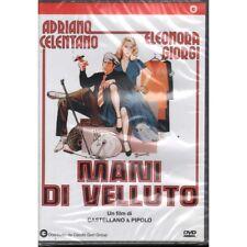 Mani Di Velluto DVD Adriano Celentano / Eleonora Giorgi Cecchi Gori Sigillato