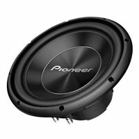 """PIONEER TS-A300D4 A-SERIES 12"""" 1500W 4-OHM DVC CAR AUDIO STEREO SUBWOOFER SUB"""