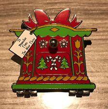 Disney Pin Jiminy Cricket Hinged Gift Christmas 2010 Event LE 600