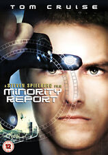 MINORITY REPORT - DVD - REGION 2 UK