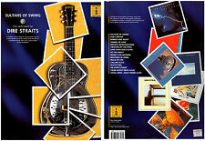 """DIRE STRAITS """"Sultans Of Swing - The Very Best Of"""" (PARTITIONS/SHEET MUSIC) 1998"""