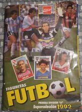 ALBUN COMPLETE   FUTBOL ARGENTINO 1992