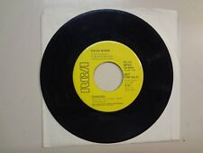 "DAVID BOWIE: Changes 2:32-Andy Warhol 3:03-U.S. 7"" 72 RCA Corporation 74-0605 DJ"