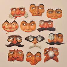 Mamelok Edwardian Mini Masks (R440)
