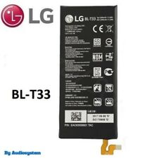 BATTERIA ORIGINALE LG PER Q6 M700N BL-T33 2900MAH RICAMBIO PILA BLT33 NUOVA
