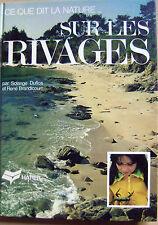 Livre Sur les rivages faune flore /P18