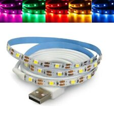 50CM Non-Waterproof USB SMD3528 TV Background Computer LED Strip Tape Flexible L