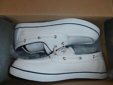 MENS TIMBERLAND BOAT SHOES SIZE 10 1/2 M