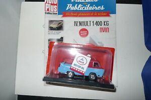 AVIA 1/43 VEHICULE PUBLICITAIRE RENAULT 1400 KG