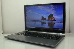 """Acer Aspire V7-582P-6673 15.6"""" Intel Core i7-4200U 8GB RAM 500GB HDD Windows 10"""