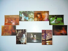 Lot  9  Cartes Postales  CHRIS NIKOLSON   Postcards  Femme Woman