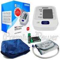 Omron M2 Automatic Blood Pressure monitor Digital Upper arm Intellisense HEM7121
