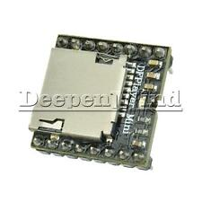 TF Card U Disk Decode MP3 Player Audio Voice Module Arduino DFPlayer Min Board