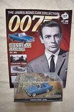 James Bond Collezione di AUTO-Issue 17-Sunbeam Alpine