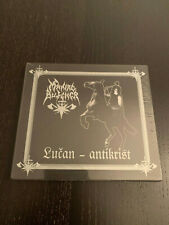 "MANIAC BUTCHER- ""Lucan - Antikrist 1996"" Deluxe Digipak CD (Limited 333 Copies)"