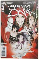 Justice League Dark 1 2nd print FN+ 6.5 DC Comics New 52 2011 Zatanna Deadman