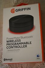 New listing Griffin Powermate Wireless Controller Bluetooth Aluminum Usb for Mac Brand New