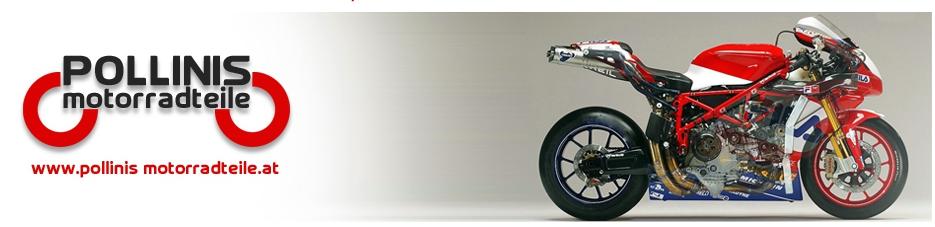 Pollinis Motorradteile