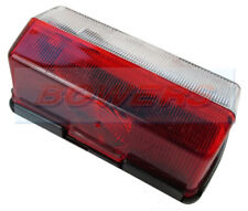 JOKON RED WHITE CLEAR SIDE MARKER LAMP LIGHT ELDDIS RIVIERA VOGUE CARAVAN