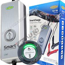 RSC604 12v 4A Car Van Bike Leisure Maintenance Smart Intelligent Battery Charger