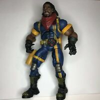 Marvel Legends Bishop Toybiz Apocalypse Series 2006 Action Figure X-Men Loose