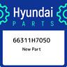 66311H7050 Hyundai 66311h7050 66311H7050, New Genuine OEM Part