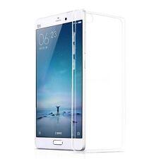 Xiaomi Mi 5 Transparent Silicone Clear Gel Case Cover & Free Screen Guard