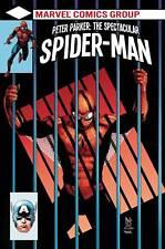 Peter Parker Spectacular Spider-Man #297 Lenticular Homage Variant Legacy Nm