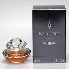 Guerlain INSOLENCE Eau de Toilette 5 ml 0.16 Oz Mini Perfume Miniature New in Bo