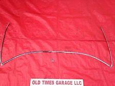 1967-76 DART VINYL TOP  MOULDINGS TRIM STAINLESS COMPLETE SET MOPAR DODGE 340