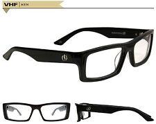 New Electric Visual Rx VHF (54-16-138) Black Prescription Frames Ret$140