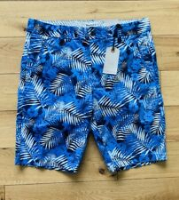 Timberland Men's Squam Lake Chino Shorts Straight Fit New Size 32""