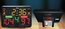 Sportable Scoreboards Multisport Indoor Portable Tabletop Scoreboard