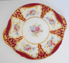Shelley  floral Cake plate --13568-41