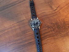VINTAGE MEN'S/WOMENS DYNASTY DATE WATCH NICE COND ENDURA ONE JEWEL MOVEMENT INTL