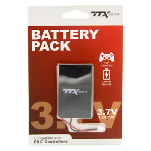 PS3 - Rechargeable Internal Battery for Controller TTX Tech (PlayStation 3)