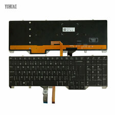 NEW for DELL Alienware 17 R2 & 17 R3 UK Keyboard  Backlit